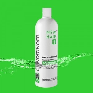 nhair newhair keratin conditioner post keratin sulphate free conditioner