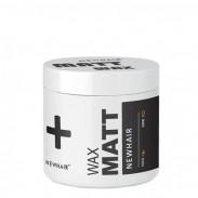 nhair newhair matt hair wax for barber shop